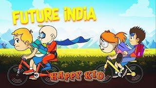 Happy Kid | Future India | Episode 10 | Kochu Tv | Malayalam