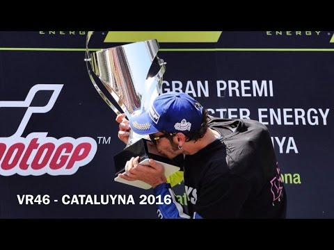Valentino Rossi | Catalunya Winner 2016