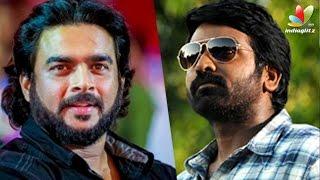 Vijay Sethupathi joins hands with Madhavan | New Movie | Hot Tamil Cinema News