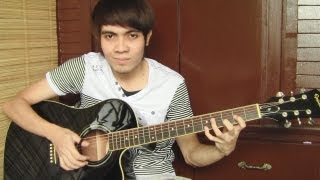 Kisapmata - Rivermaya (fingerstyle guitar cover)