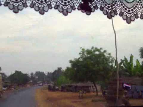 Auto-stop vers cotonou