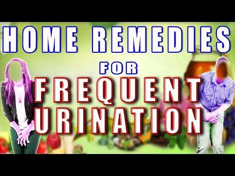 Home Remedy for Frequent Urination II जल्दी पेशाब आने की समस्या का घरेलु उपचार II