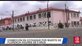 La Noticia de Florencia Aguirre que conmocionó a #Coyhaique