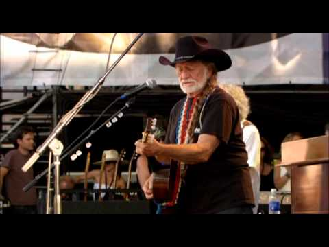 Willie Nelson Vince Gill Albert Lee Blue eyes crying in the rain