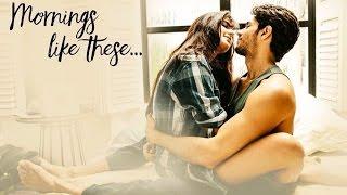 Sidharth Malhotra & Katrina Kaif HOT KISS In Bed | Baar Baar Dekho