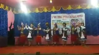 Folk dance of Adi tribes of Arunachal pradesh