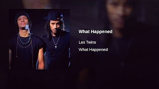 LES TWINS - What Happened (Official Audio)