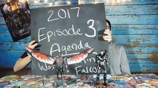 Super Hero Debate: War Machine vs Falcon