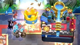 Let's Play Clash Royale #79: LEGENDARY ARENA! Tilt-Free Gameplay