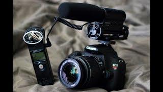 Best LOW Budget Video Camera Setup for Filmmaking