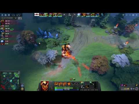 EHOME vs Newbee Game 1 - Sccc Shadow Fiend POV - Dota 2 Professional League 2016