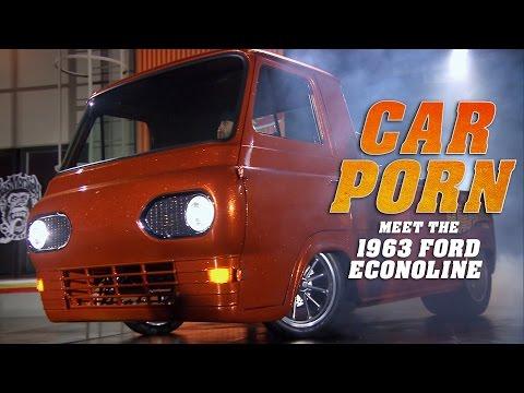 Xxx Mp4 Car Porn 1963 Ford Econoline Hot Wheels Edition 3gp Sex