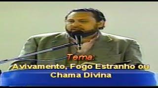 Caio Fábio - Avivamento, Fogo Estranho ou Chama Divina (anos 90)