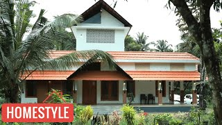 Traditional elegance for 30 lakhs | Medium Cost House Plan