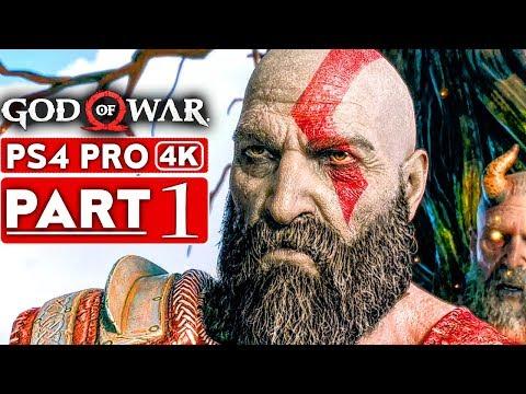 Xxx Mp4 GOD OF WAR 4 Gameplay Walkthrough Part 1 4K HD PS4 PRO No Commentary 3gp Sex