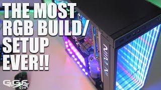 Most Outrageous RGB Build/Setup Time-Lapse