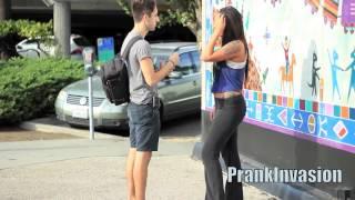 Kissing PRANK Gone WRONG 2014 -PrankInvasion