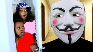 MYSTERY MAN RETURNS! - Shiloh and Shasha - Onyx Kids