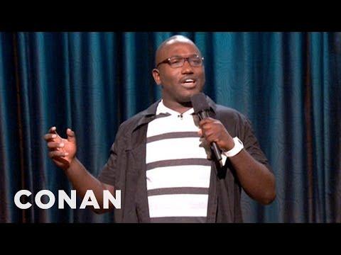 Hannibal Buress Stand up 05 15 2012 CONAN on TBS