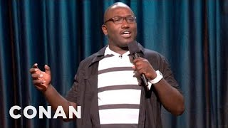 Hannibal Buress Stand-up 05/15/2012 - CONAN on TBS