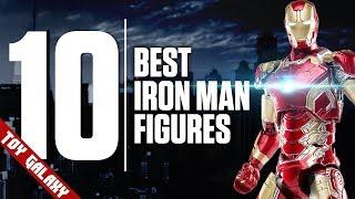 Top 10 Best Iron Man Action Figures   List Show #55