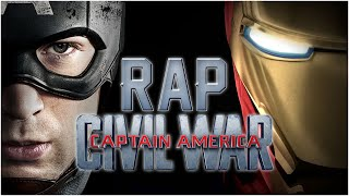 CAPITÁN AMÉRICA CIVIL WAR RAP | Zoiket