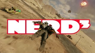 Nerd³ Plays... Just Cause 4 - Just Deserts