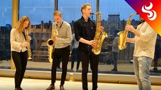 TOP 5 SAXOPHONE COVERS on YOUTUBE #4