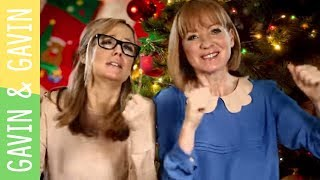 Coping Without Your Children At Christmas - The Wild Pair & Supernanny USA