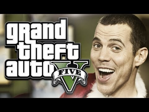 GTA 5 Online Funny Moments - JACKASS, Intense Fapping, Epic Jet Fights!