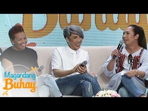 Magandang Buhay Vice Ganda s siblings