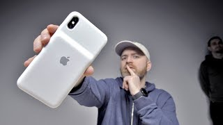 Is The iPhone Smart Battery Case Worth The Price?