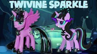Custom TWIVINE SPARKLE || TWILIGHT SPARKLE