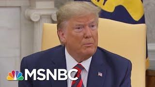 Trump Slammed By His Own Staff For Whistleblower Complaint | The Beat With Ari Melber | MSNBC