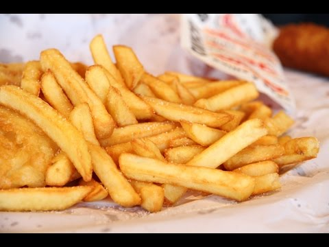 How to Make French Fries Fat Free