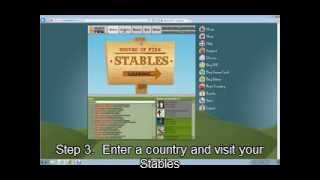How To Paint your Stable in Hooves of Fire