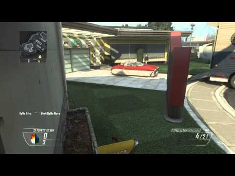 GyNx Venom - Black Ops II Game Clip