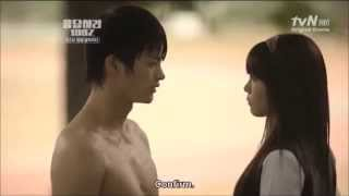 Reply 1997 Fountain kiss (episode 2)