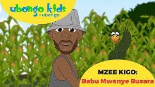 Babu Mwenye Busura | Video Bora za Mzee Kigo | Katuni za Kiswahili