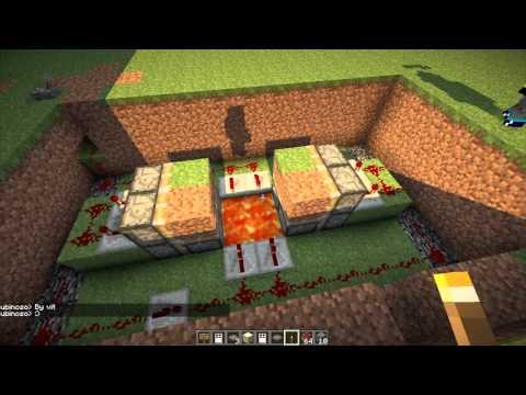 Minecraft Tutorial Armadilhas