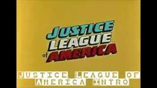 Justice League of America Intro 1966
