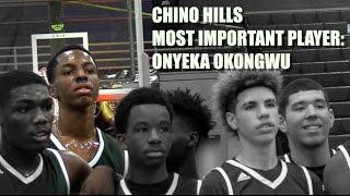 BIGGEST REASON FOR CHINO HILLS SUCCESS IS 6'9 Soph Onyeka Okongwu