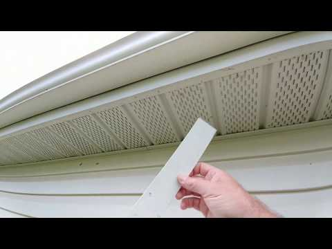 Xxx Mp4 Installing Security Cameras Under Eave With Vinyl Soffit 3gp Sex