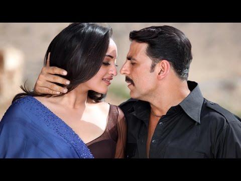 Sonakshi Sinha And Akshay Kumar Hot Romance In Holiday