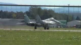 Dny NATO / NATO Days 2010, Mig-29