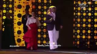 ميدلي رهيب من 13 مشتركي المرحلة النهائية في الحلقة النهائية عرب ايدول 2017 Arab idol