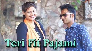 Teri Fit Pajami #Most Popular Haryanvi Song #Jony Sheru Khadi #तेरी फिट पजामी #Haryana Hits