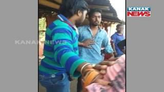 Miscreants Misbehave Three Girls In Bhubaneswar