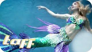 Die Lebende Meerjungfrau - Die Schrägsten Hollywood-Lifestyles! | Taff | ProSieben