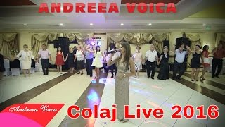 Andreea Voica - Nunta Adriana & Alex (Colaj Brauri live 2016)